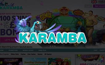 Online Casino-Test des Karamba-Casinos