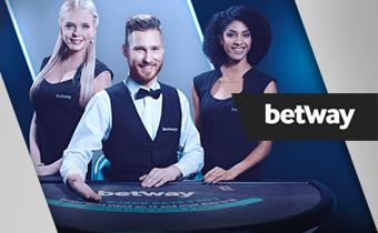 betway live casino screenshot