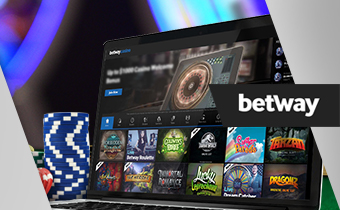 betway slots screenshot