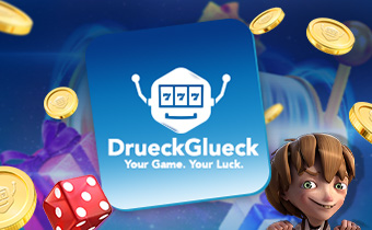 Drueck Glueck logo