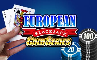 European Blackjack Gold Series