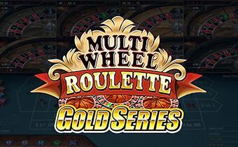 Multi Wheel Roulette Gold Series
