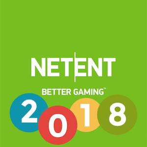 NetEnt feiert een erfollegräicht 2018