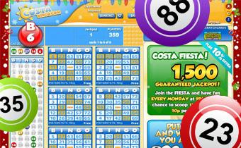 Costa Bingo Image 2