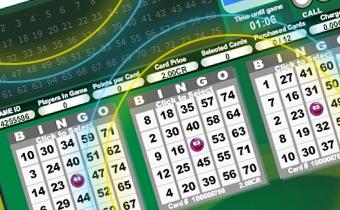 Cyber Bingo Room 2