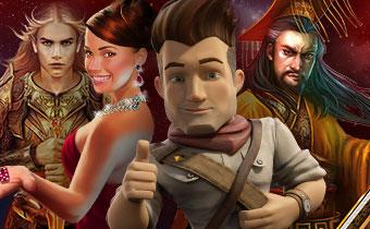 Royal Vegas Screenshot 1