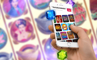 Spin Casino Screenshot 1