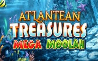 Atlantean Treasures: Mega Moolah Screenshot one