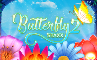 Butterfly Staxx 2 Game Logo