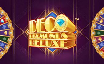 Decco Diamonds Deluxe Logo